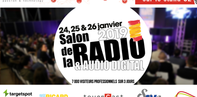 Record de fréquentation pour le Salon de la Radio 2019
