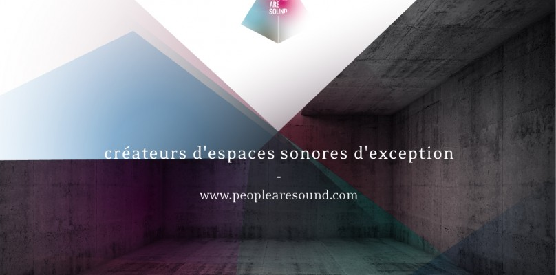 Lancement de l'agence 'People Are Sound'