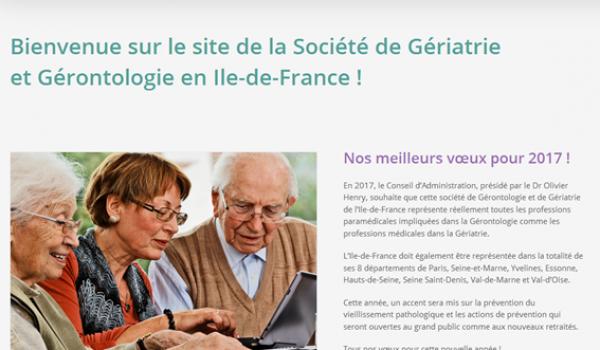 Création & Lancement du site SGGIF.fr