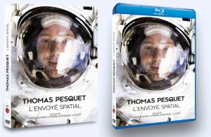Bandeau DVD THOMAS PESQUET